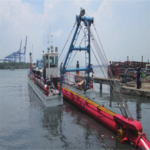 20inch hydraulic cutter suction dredger sale/river digging sand dredger/dredging machine