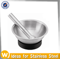 Stainless Steel Mortar and Pestle Set