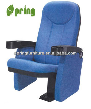 Modern Elegant Cinema Chairs 4d Concert Hall Chair Function Hall Chairs  MP 15