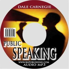 Public Speaking And Influencing Men In Business [mp3 Audio] [unabridged] (MP3 CD) Book