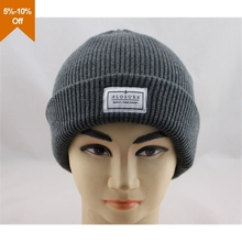 Stylish custom south africa custom hip hop beanie hat