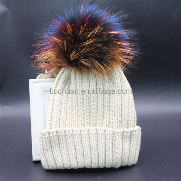 Factory sale various women winter knitted hat