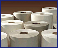Industrial filter paper roll for Coolant oil, Cutting & Grinding oil