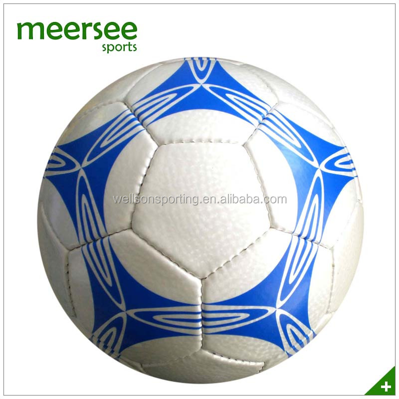 Official size 5 Hand Stitched Football Professional rainbow soccer football ball