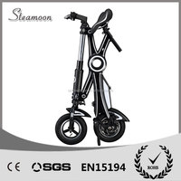 Trade Assurance 2016 New product 2016 hot X design folding electric scooter