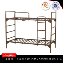 Custom Cheap durable military spring steel bunk bed frame