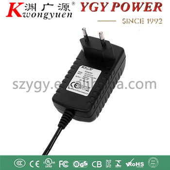 12v 1a ac dc adaptor with KC CE certifications