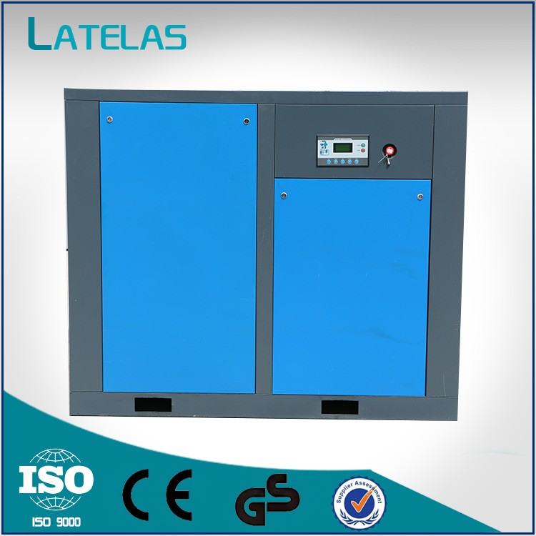 Hot selling 75kw portable screw air compressor with longer life
