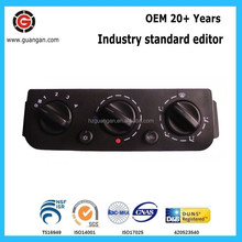 Auto A/C Switch / Car Air Conditioner Control Panel
