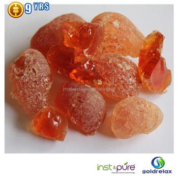 Arabic gum, Sudan gum Arabic Low caloric value
