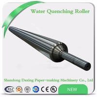 Felt roll for paper making machine dryer section