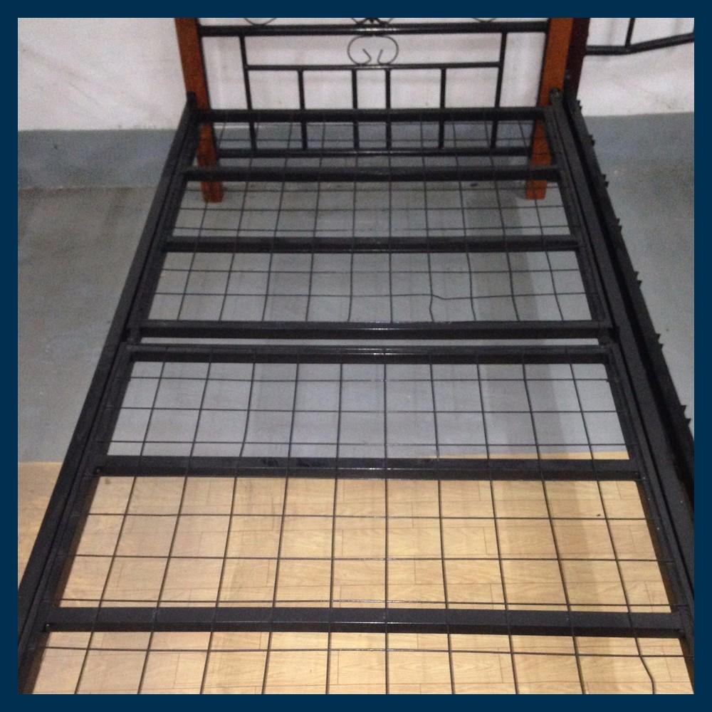Confortable promotion prix m tal double lit mobilier - Lit confortable design ...