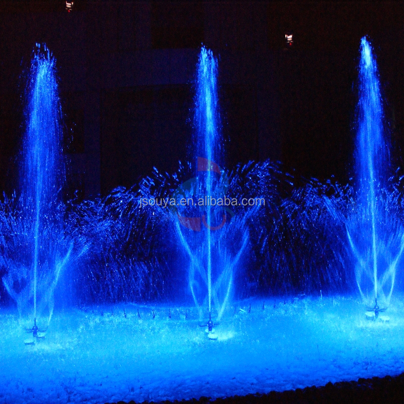 low price wholesale dancing rotating digital 3d fountain nozzle