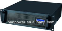 Long backup single phase power supply rack mount online numeric UPS