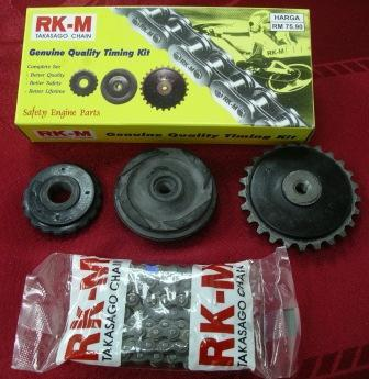 RKM Timing Kit