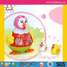 2016 Plastic hot selling baby musical animal toy for wholesales