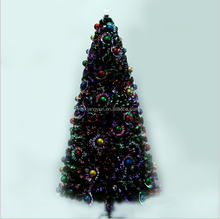6ft PVC slim Christmas led light tree lighted christmas cone tree