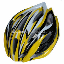 Shengtao Colorful ST986 M/ L Size Adult Bicycle Outdoor Sport Soft Helmet with 25 Air Vents PC Out Shell