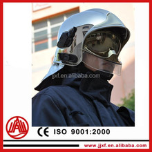 2016 new type Europe red fire fighting helmet fire helmet for fire fighting