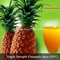Single Strength Pineapple Juice (NFC)