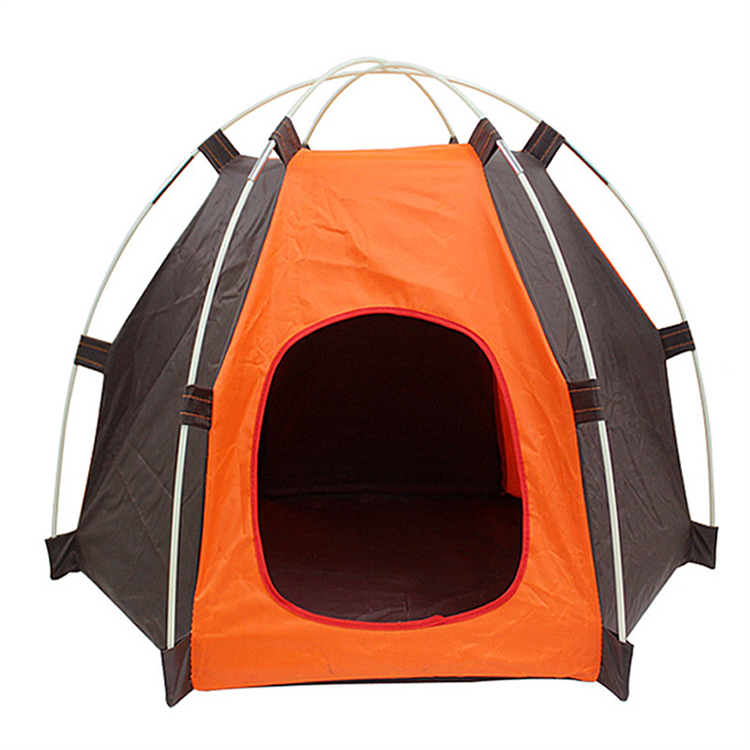 China Made Portable Folding Waterproof Pet Products Dog House Pet Sleeping Tent Dog Kennel Cat House Pet Tent