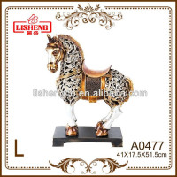 Chinese decorative horse sculpture decor for sale A0477