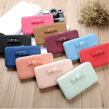 Low price ladies pars hand ladies wallet, pu leather