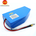 High quality deep cycle 48 volt ebike akku 24ah li ion battery pack with BMS