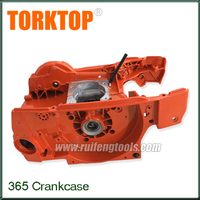 Chainsaw spare parts for H365 372 chainsaw Crankcase