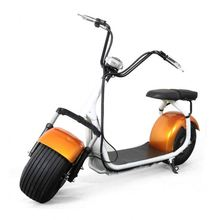 2 big wheels City scooter /Citycoco for sale with double seat