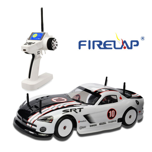 1/10th Scale EP Race Car TOP Brushless Real Car Models