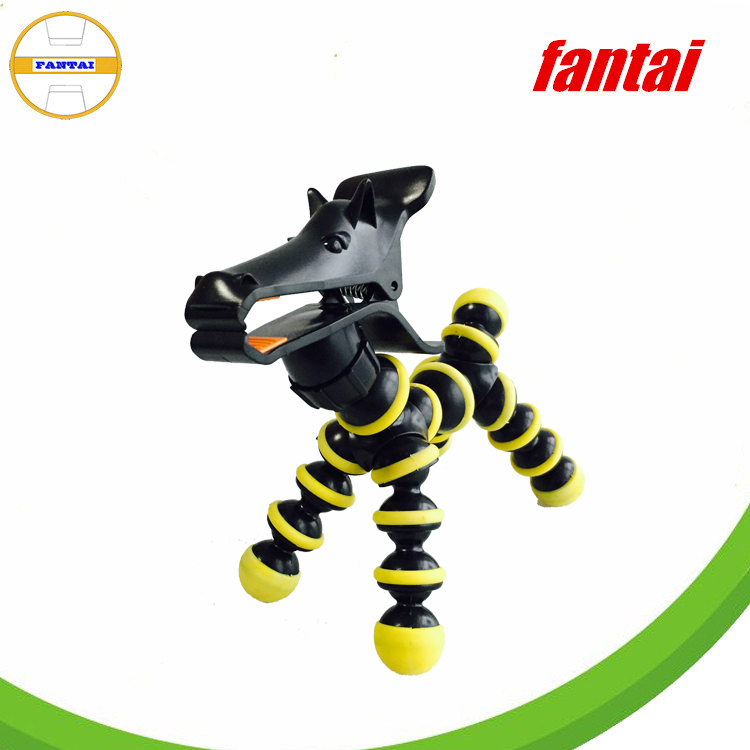 High Quality Protable Flexible Horse Mobile Tripod For DSLR Camera And Phone