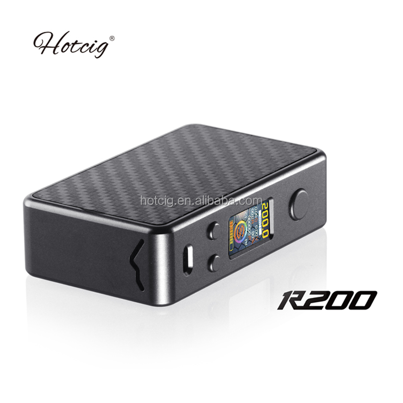 Best selling e cig High Quality Hotcig R200 MOD in Stock