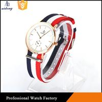 Fashion Luxury Buckle Wrist Watch For Lover's And Lover's Stainless Steel