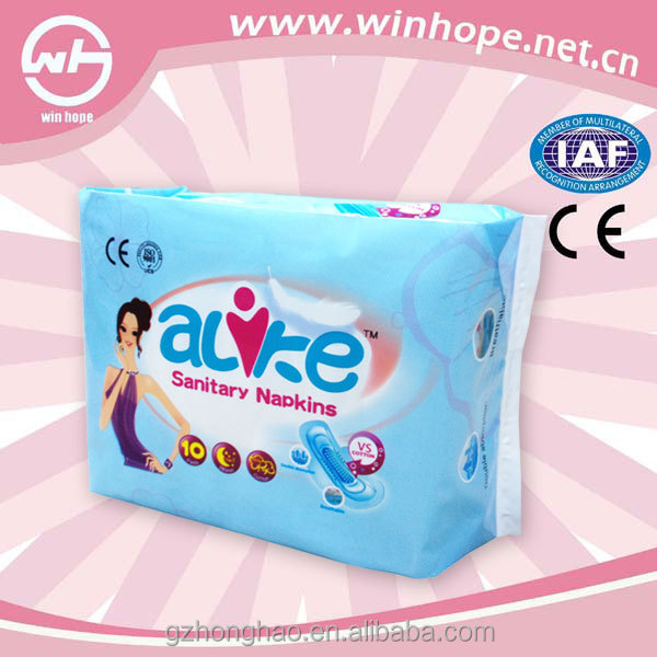 china supplier sanitary napkin disposal bags with different color ADL