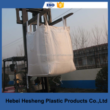100% pp woven FIBC 1000kg big cement jumbo container bag
