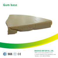easy and simple to handle chewing gum base pellets in different kinds