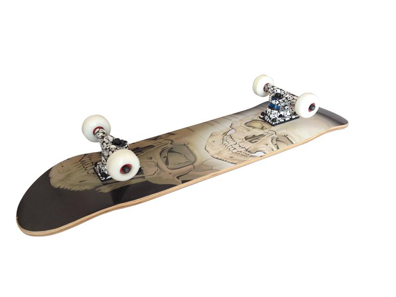 SKATERGEAR nice skateboards maple-veneer-for-skateboards