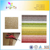 full colour glitter paper for card making & scrapbooking use
