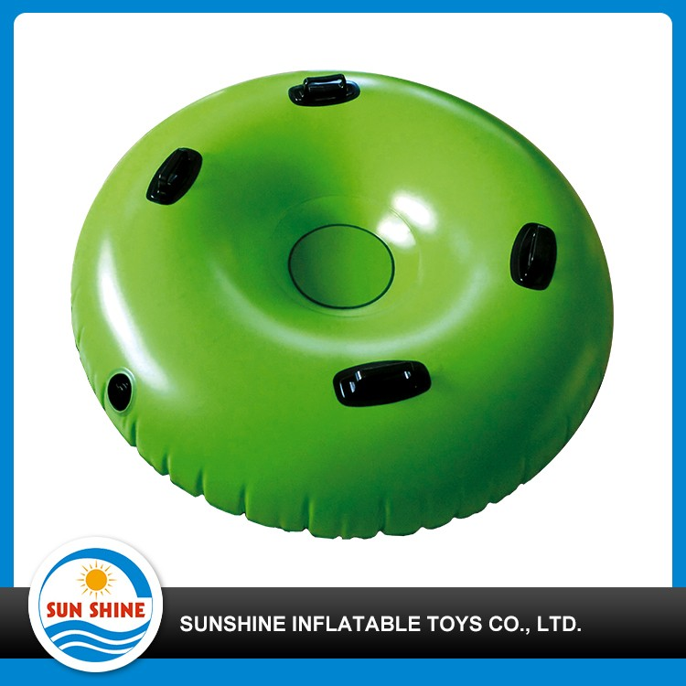 fashionable strengthened pvc inflatable snow tube