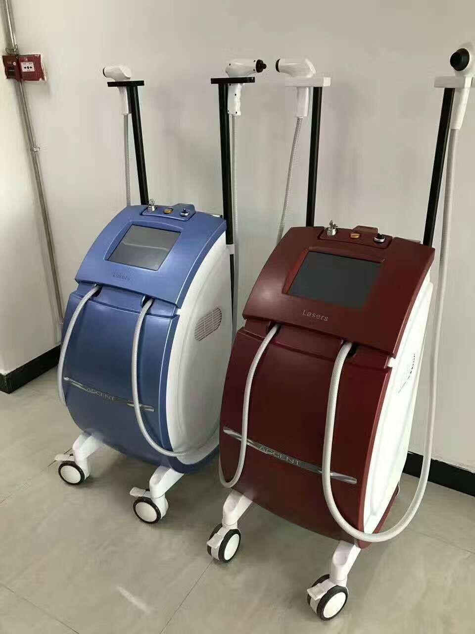 thermolift skin tightening and lifting machine/Professional focused RF skin firming facial wrinkle removal thermolift