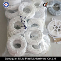 China manufacturer of PE Plastic garden twist tie with OEM