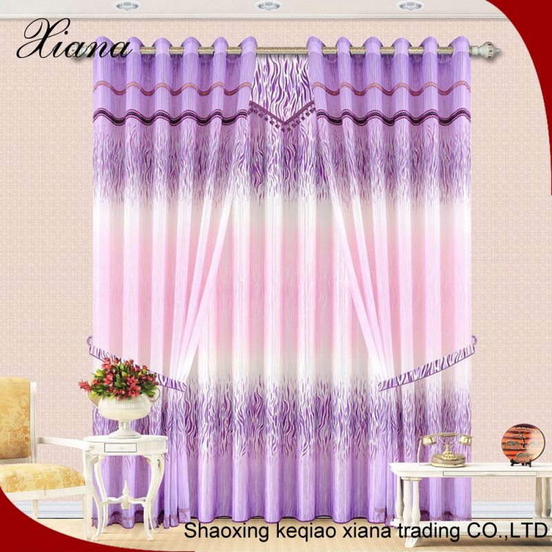New luxury different styles of led backdrop curtain