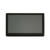 7 inch touch screen hot saling car gps navigation with 8GB Flash DDR512MB