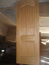 Natural red oak MDF DOOR SKIN-Joye wood