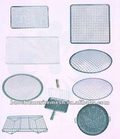 2014 low price galvanized barbecue grill wire mesh from Hebei Anping