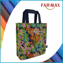 Wholesale Custom Promotional Reusable and Foldable Laminated Tote Recyclable PP Non Woven Shopping