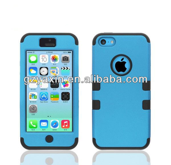 Combo Mobile Phone Case For Iphone 5c,Fantastic Mobile Phone Case For Iphone 5c,Cheap Protectiver Cover For Iphone 5c