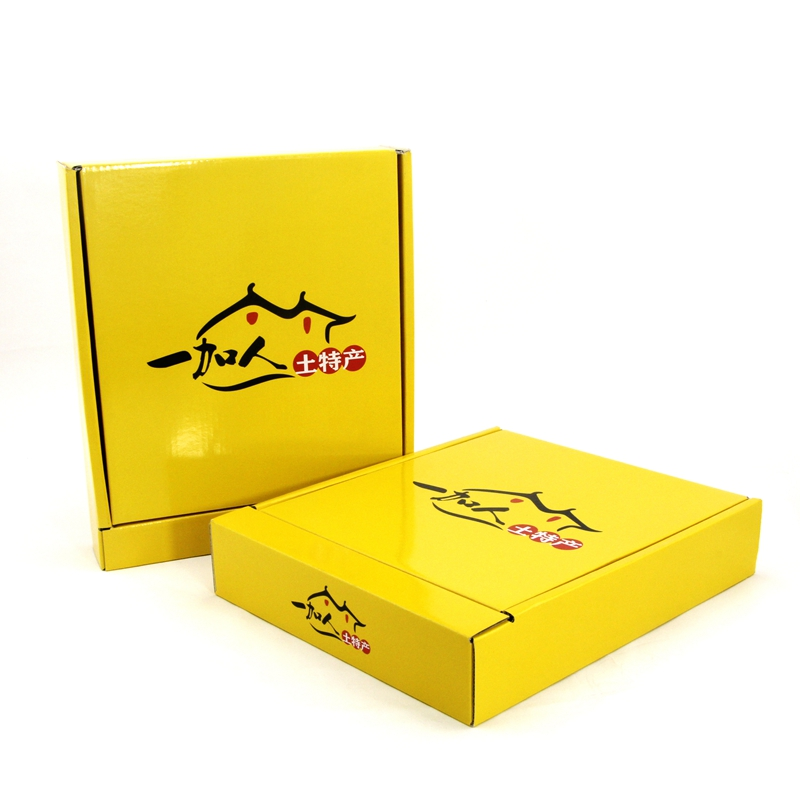 customized packaging food pizza paper box
