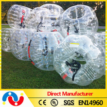 2015 Giant 1.5m Dia Human Size PVC/TPU Color Hamster Bubble Giant Inflatable Ball